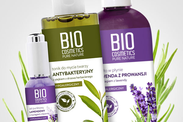 Etykieta Bio Cosmetics