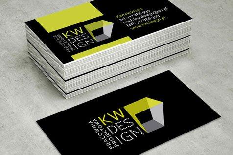 KWdesign - projekt logo