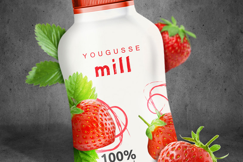 Packaging Jogurt Yougusse