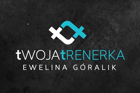 Twoja Trenerka - projekt logo i wizytówek
