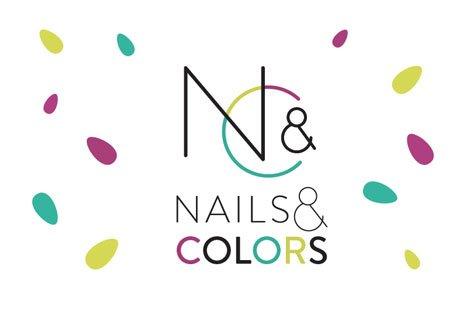 Nails & Colors - Projekt logo, wizytówek i cennika