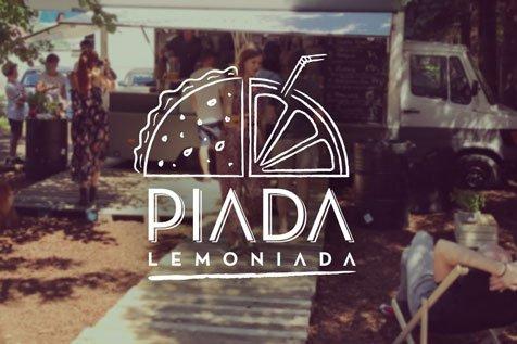 Piada&Lemoniada - projekt logo