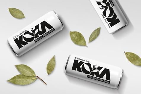 Koka - logo napoju energetyzującego
