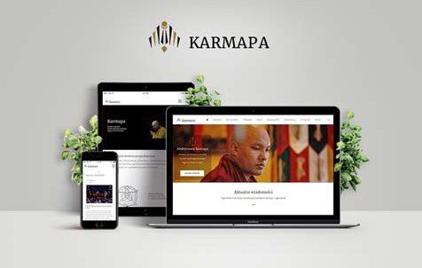 17karmapa - Projekt strony internetowej
